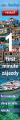 Vertical banner - animovaný